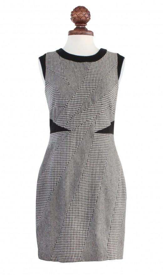 Modern-Houndstooth-Dress-1