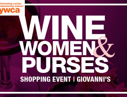 Wine Women & Purses Shopping Event