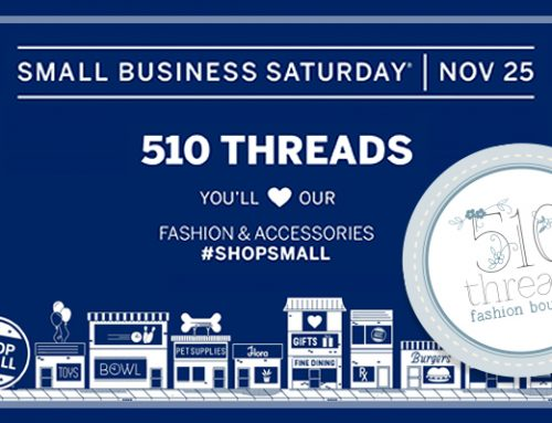 Small Business Saturday – Saturday, November 25th