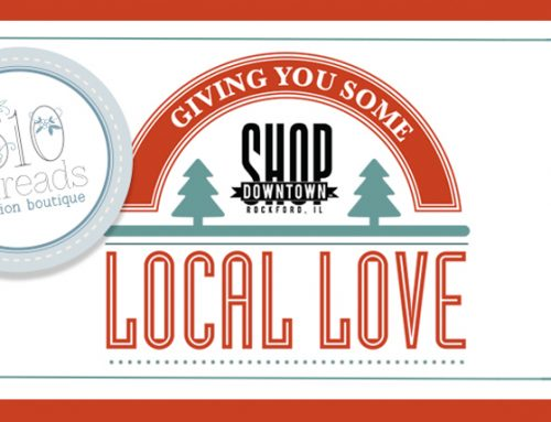 Shop Downtown – Local Love – December Events